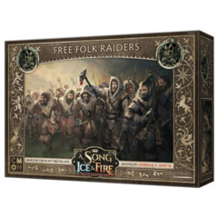 A SONG OF ICE AND FIRE - FREE FOLK RAIDERS