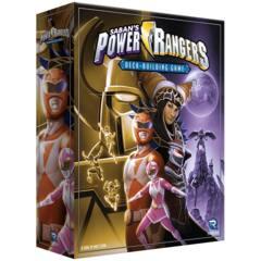 POWER RANGERS : DECK-BUILDING GAME (ENGLISH)