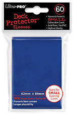 UP DP YGO Solid Blue 60ct