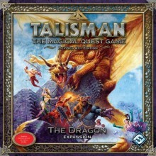 Talisman: La Citée Dragon (extension)