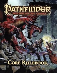 Pathfinder:Core rulebook pocket edition (english)