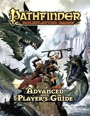 Pathfinder:Advanced player's guide - pocket edition (english)