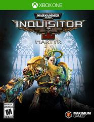 Warhammer 40,000 Inquisitor Maryr