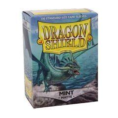 DRAGON SHIELD: MINT MATTE