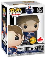 POP HOCKEY - OILERS - WAYNE GRETZKY - 32 - LIMITED CHASE EDITION