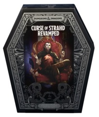 DUNGEONS & DRAGONS 5  -  CURSE OF STRAHD REVAMPED