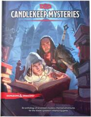 D&D - 5TH EDITION - CANDLEKEEP MYSTERIES - ENGLISH
