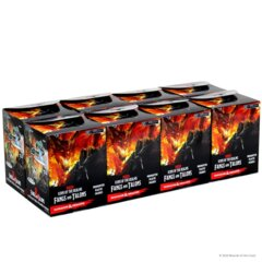 Icons of the Realms - Fangs and Talons Brick (8 boosters)