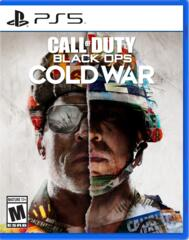 PS5 - Call of Duty Black Ops Cold War