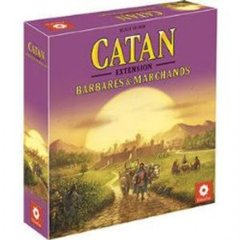 Catan - Barbares et Marchands - Extension