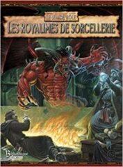 WARHAMMER RPG - LES ROYAUMES DE SORCELLERIE - FRANCAIS