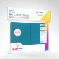 GAMEGENIC: MATTE PRIME SLEEVE BLUE