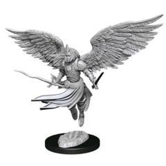 MAGIC THE GATHERING UNPAINTED MINIATURES  -  AURELIA, EXEMPLAR OF JUSTICE (ANGEL)