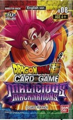 Dragon Ball Super - B08 - Malicious Machination Booster Pack