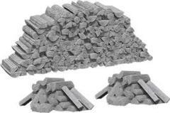 Pathfinder Battles Unpainted Minis - Piles of Wood