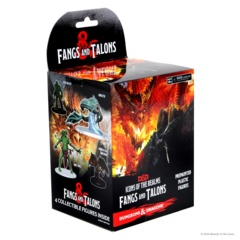 Icons of the Realms - Fangs and Talons Booster