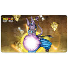 Dragon Ball Playmat: Beerus