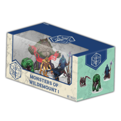 CRITICAL ROLE MONSTERS OF WILDEMOUNT 1 BOX SET