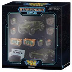 STARFINDER MINIATURES: PLANETS OF PERIL DOCKING BAY