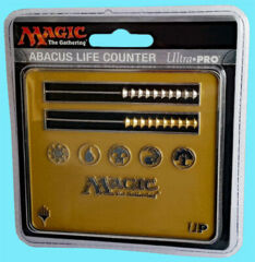 ABACUS LIFE COUNTER (GOLD)