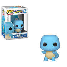 POP: SQUIRTLE