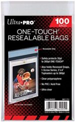 ONE-TOUCH RESEALABLE BAGS (100 BAGS)