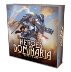 HEROES OF DOMINARIA BOARD GAME