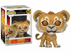 POP - DISNEY - THE LION KING LIVE ACTION - SIMBA - 547