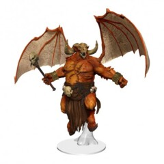 DUNGEONS & DRAGONS 5  -  ICONS OF THE REALMS  -  ORCUS DEMON LORD OF UNDEATH