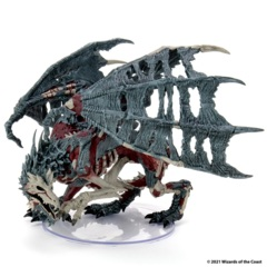 ICONS OF THE REALMS  -  ADULT GREEN DRACOLICH