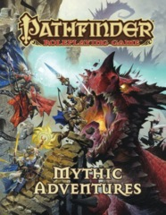 Pathfinder - Campagnes Mythiques