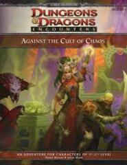 DUNGEONS & DRAGONS ENCOUNTERS: AGAINST THE CULT OF CHAOS