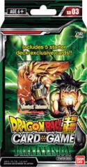 Dragon Ball Super - SD03 - Starter Deck - Dark Invasion