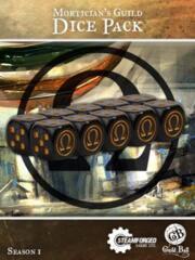 Guild Ball: Mortician Dice