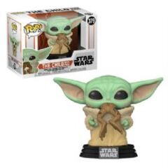 POP - STAR WARS  - THE CHILD WITH FROG - 379
