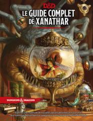 D&D - 5e EDITION - LE GUIDE COMPLET DE XANATHAR - FRANÇAIS