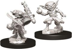 Pathfinder Battles Unpainted Minis - Male Goblin Alchemist