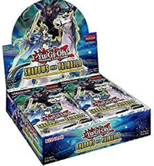 Yu-Gi-Oh : Shadows in Valhalla Booster Box