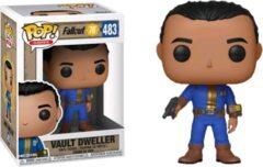 POP - FALLOUT 76 - VAULT DWELLER - 483