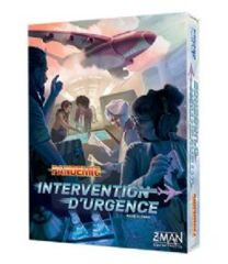 PANDEMIC: INTERVENTION D' URGENCE