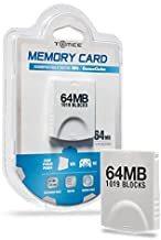 MEMORY CARD FORE WII/GAMECUBE: 64MB(1019 BLOCKS)