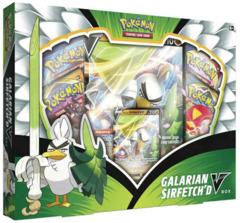 Pokémon TCG: Galarian Sirfetchd V Box