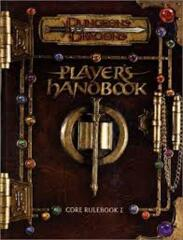 DUNGEONS & DRAGONS 3: PLAYERS HANDBOOK
