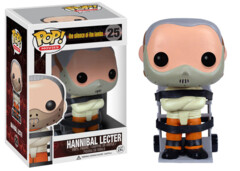 POP - MOVIES - THE SILENCE OF THE LAMBS - HANNIBAL LECTER - 25