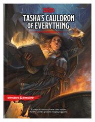 D&D - TASHAS CAULDRON OF EVERYTHING