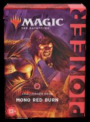 Pioneer Challenger Deck 2021 - Mono Red Burn