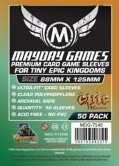 Mayday - Premium Tiny Epic Kingdom Sleeves 88Mm X 125Mm 50Ct