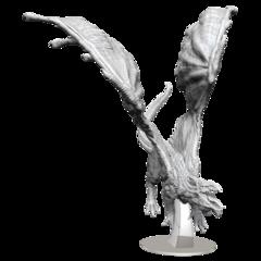 D&D NOLZUR'S MARVELOUS UNPAINTED MINIATURES - ADULT WHITE DRAGON
