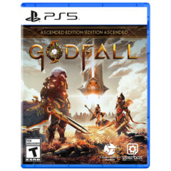 PS5 - Godfall - ASCENDED EDITION
