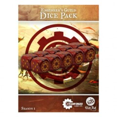 Guild Ball: Engineer's Dice